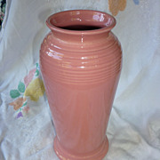Rose New Fiesta Monarch Vase