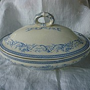 SALE J T and Sons Annfield Pottery Versailles Tureen