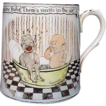 Child's Historical Mug  ~  Whistling Rufus 1890