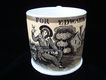 Early Pearlware Child's Mug ~ EDWARD 1830