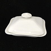 SALE Rare Early Creamware Childs Miniature Covered Tureen Ragout Dish Wedgwood marked