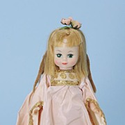 "REDUCED 8"" Madame Alexander Maggie Mixup Guardian Angel in pink"