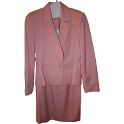 "Vintage Christian Dior ""The Suit"" Size 8"
