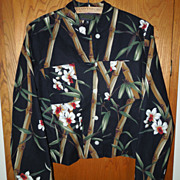Vintage Made in Hawaii Button Up Jacket Size Small