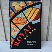 Royal Baking Powder Co Cookbook 1929