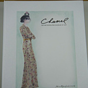 2005 Coco Chanel Metropolitan Museum of Art Exhibit Catalog Reference Book on Consignment