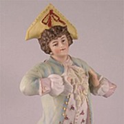 Fine French Porcelain Statue