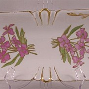 Early Haviland Limoge Vegetable Dish