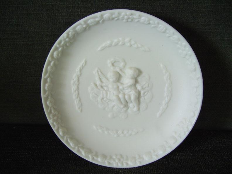 'Victory of Love' Bisque  Dish  by Ardalt