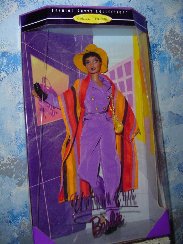 NRFB 1998 Uptown Chic Barbie - Mint!