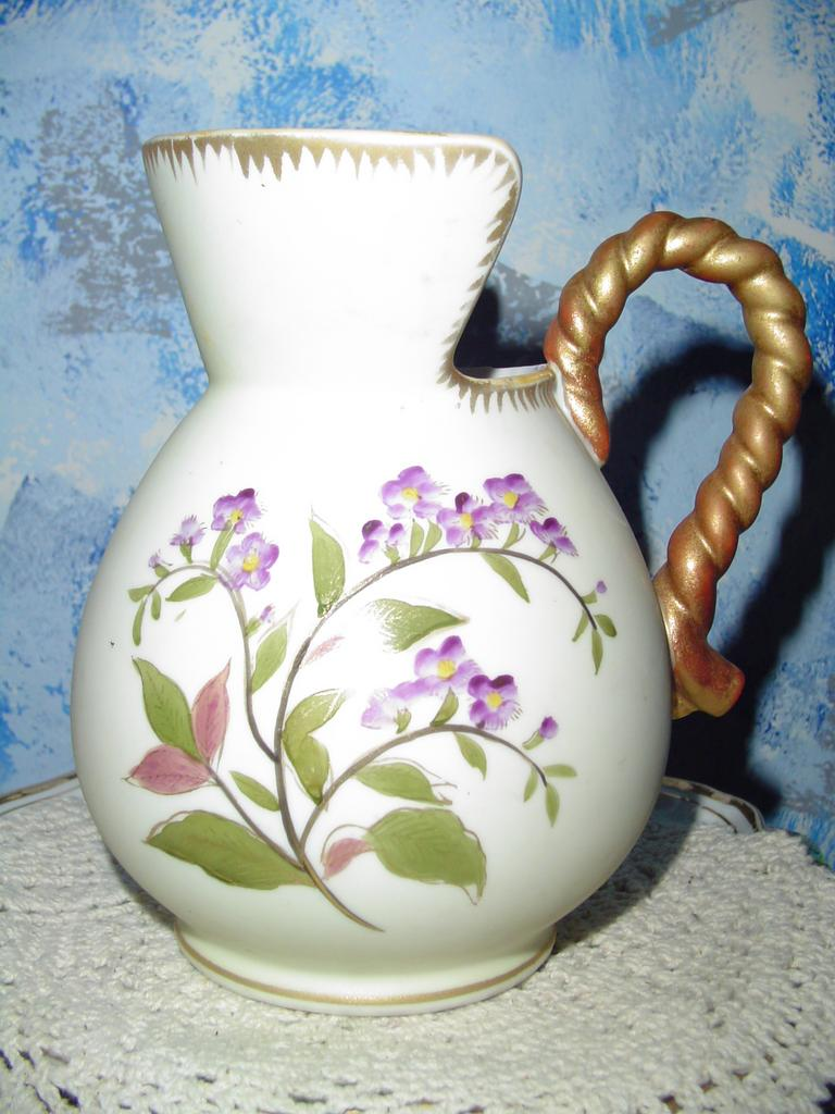 Rare Shape Milk Jug
