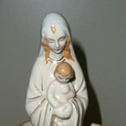 'Florant' Madonna with Child Planter