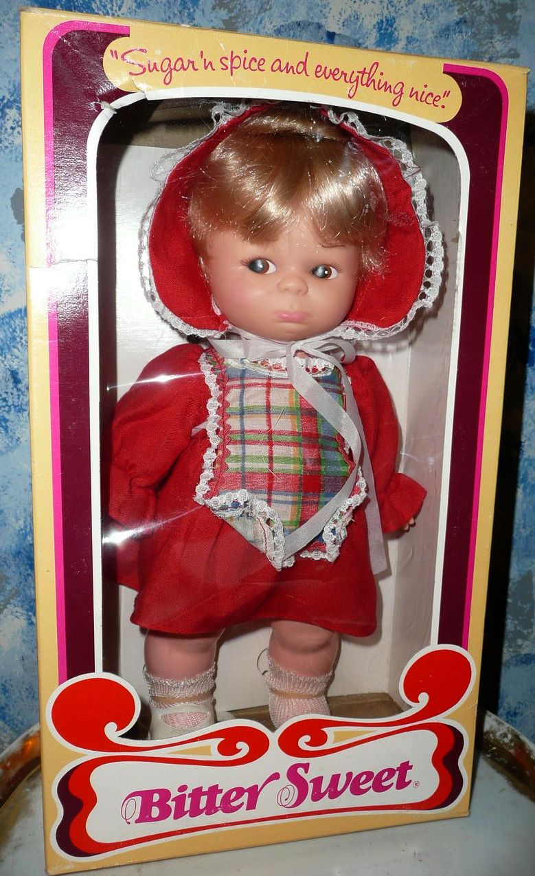 "'Bitter Sweet' 14"" Eugene Doll *Mint!"
