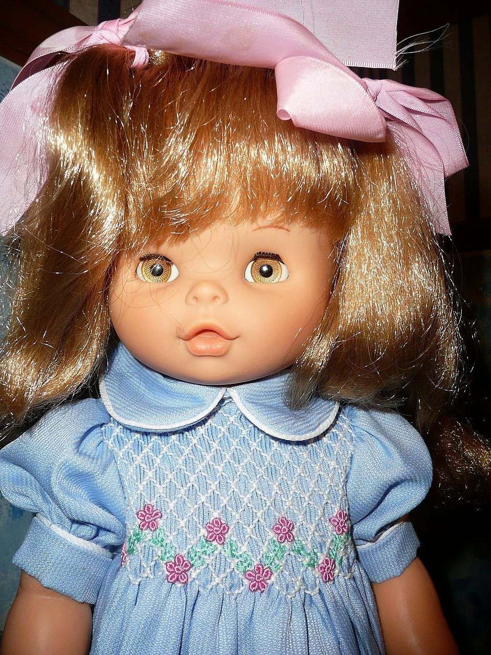Beautiful 1976 'Famosa' 18&quot; Doll from Spain