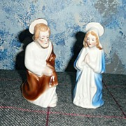 'Ajax' Set of The Holy Virgin Mary and Saint Joseph