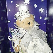 Muffy VanderBear Snowflake Limited Edition 1993 MIB