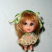 Mattel 'Liddle Kiddle Dolls' Lucky Locket Kiddles Jewel