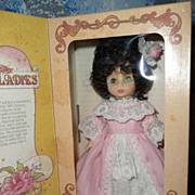 1984 'Estelle' Ideal Victorian Ladies Dolls *NIB