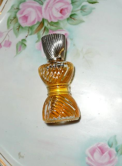 Small AVON Perfume Bottle