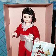 Madame Alexander  8&quot; Red Boy Doll  #440 Storyland Collection *NRFB