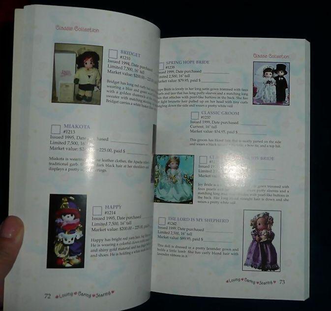 Precious Moments Guide Book
