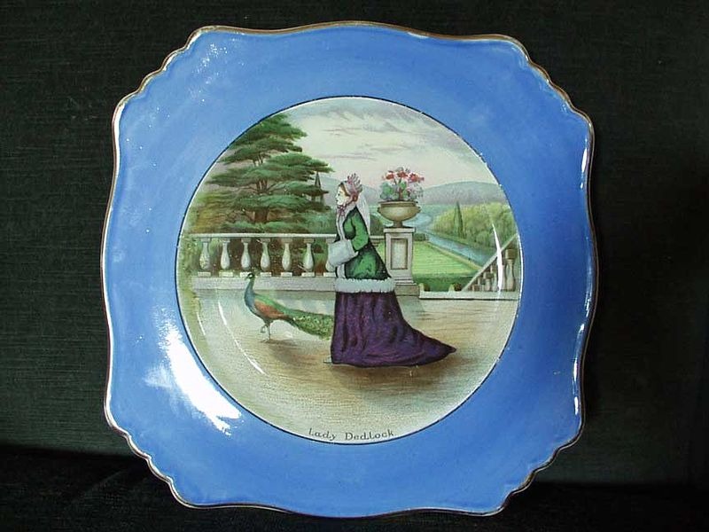 Vintage Grimmwades Plate