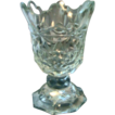 Antique 19th century Anglo Irish Cut Glass Epergne Centerpiece Vase