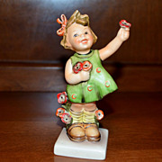 Hummel Figurine Spring Cheer