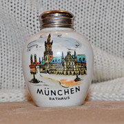 Porcelain Shaker Bavaria Munchen