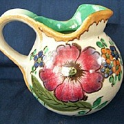 Gouda PZH Areo Pattern Pitcher