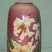 Santa Barbara Ceramic Design Large Tiger Lily Vase Mary Favero