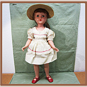 SALE Arranbee R&B 20 Inch Hard Plastic Doll