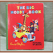 The Big Noddy Book 1950's First Edition Hardback