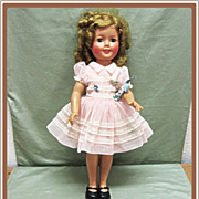 SALE PENDING 1957 Shirley Temple Doll Ideal