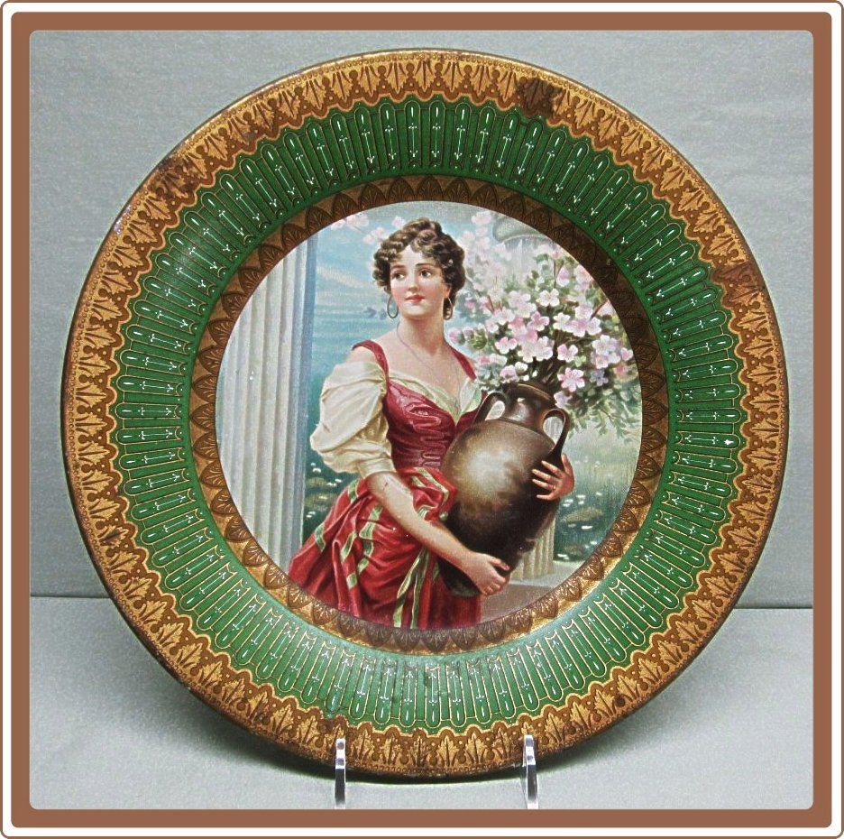 Portland Brewing Company Beer Tin Tray Royal Saxony