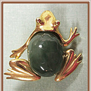 KJL Frog Pin or Enhancer Kenneth J Lane