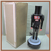 SALE German Nutcracker Musical Chimney Sweep Erzgebirge Expertic