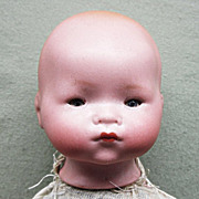 Armand Marseille Dream Baby No 341 Bisque Baby Doll