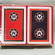 Matson Steamship Double Deck Playing Cards Sealed