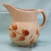 Watt Pottery Autumn Foliage No 15 Pitcher Jug