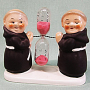 Old Goebel Friar Tuck Monk Egg Timer