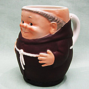 SALE Goebel Friar Tuck Monk Beer Mug Stein Tmk 2 Full B Incised