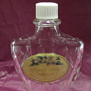 1930's Vintage Fairest Lady Perfume Bottle by the Lander Co.
