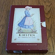 Kirsten An American Girl Six Books