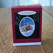 Hallmark Keepsake Ornament Star Of Wonder