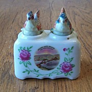 Nodder Pheasant Salt And Pepper Shaker