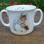 Royal Albert Bone China Hunca Munca Mug