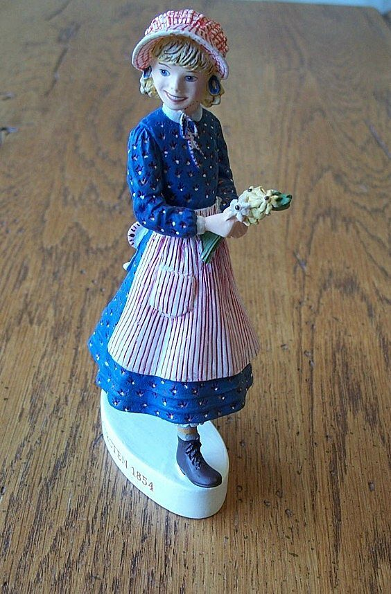 Kirsten An American Girl Figurine Hallmark