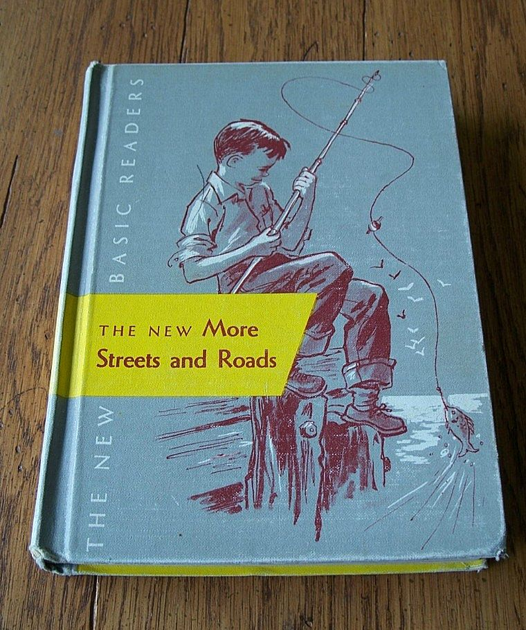 The New More Streets and Roads School Reader