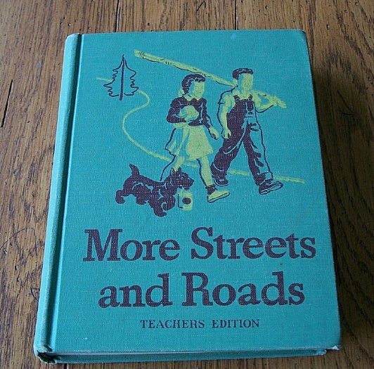 More Street and Roads Teachers Edition School Reader